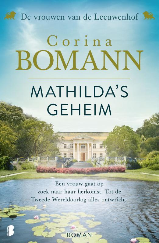 Cover Mathilda's geheim