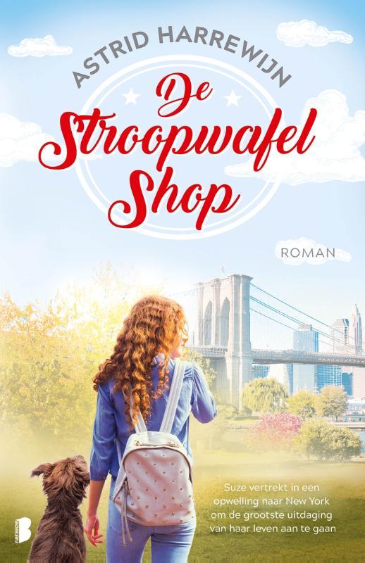 Cover De stroopwafelshop