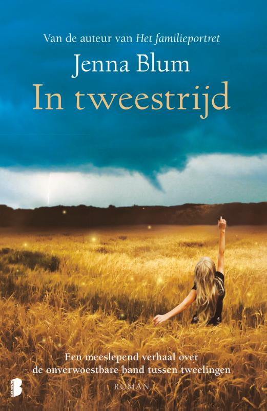 Cover In tweestrijd