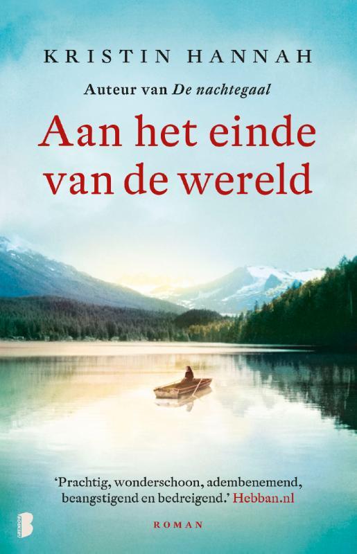 Cover Aan het einde van de wereld
