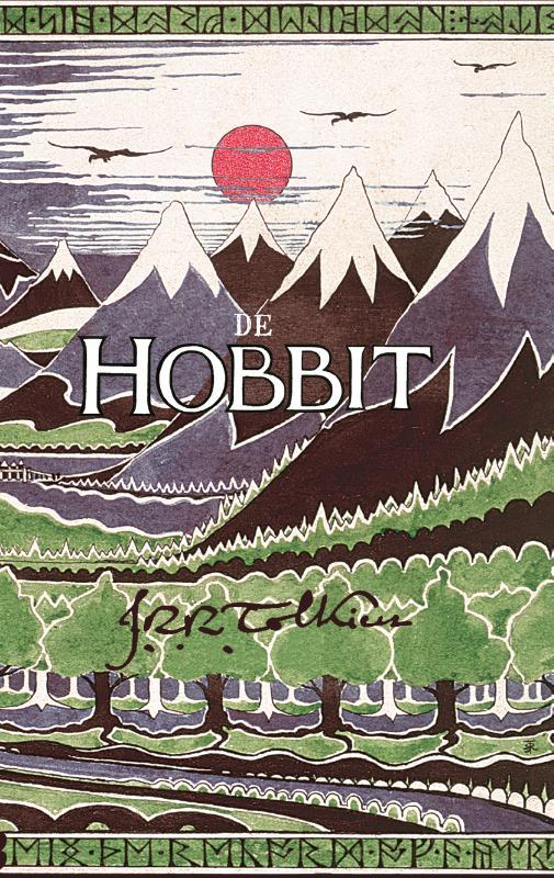 Cover De hobbit