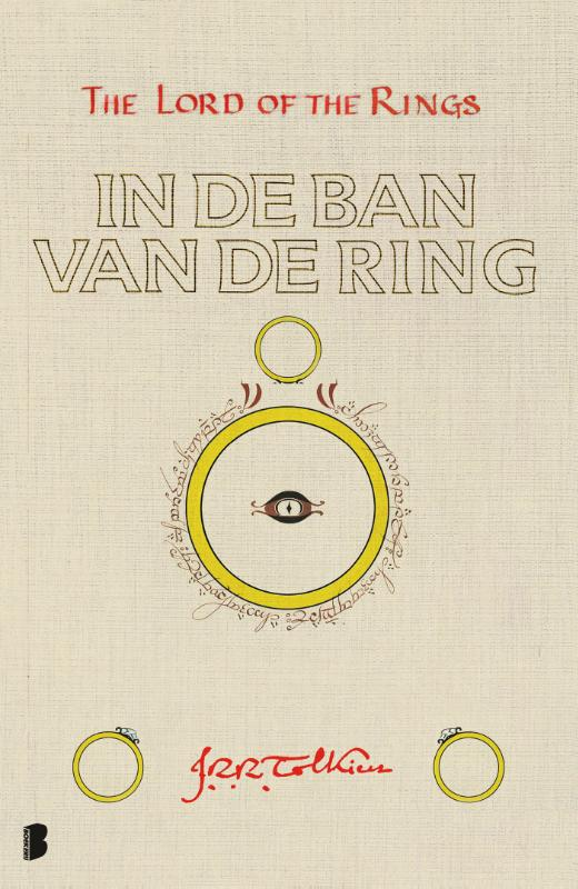 Cover In de ban van de ring