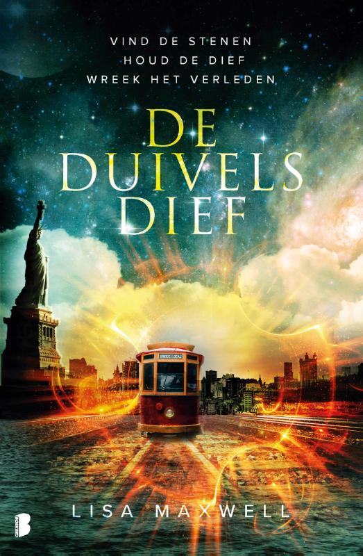 Cover De duivelsdief