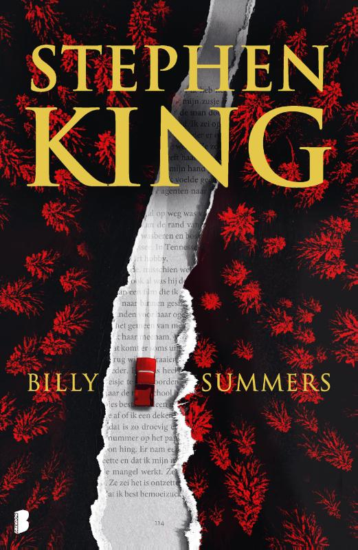 Cover Billy Summers