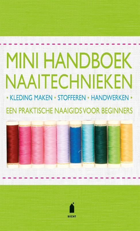 Cover Mini-handboek naaitechnieken