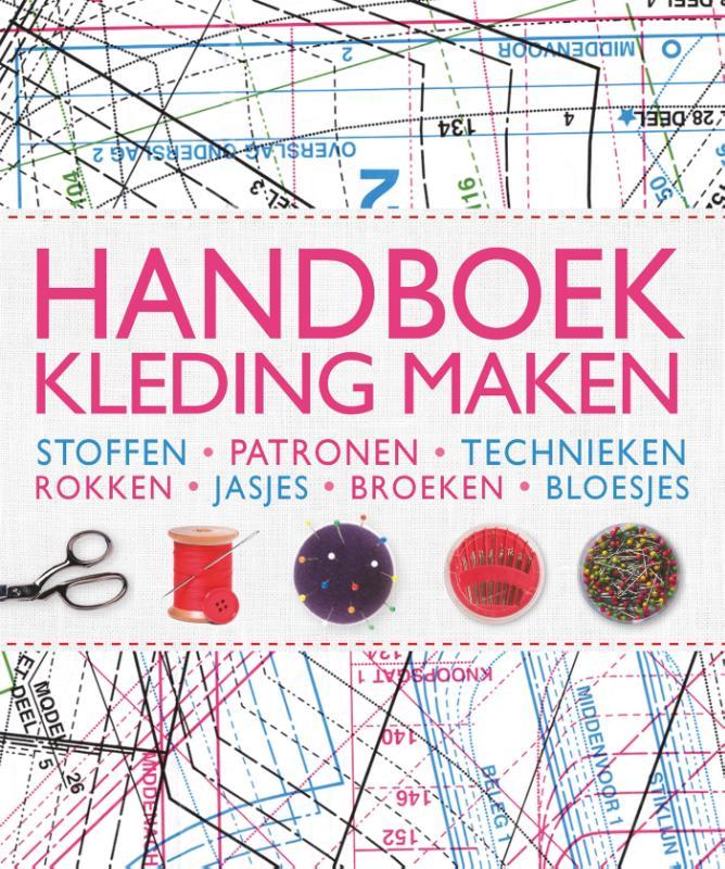 Cover Handboek kleding maken