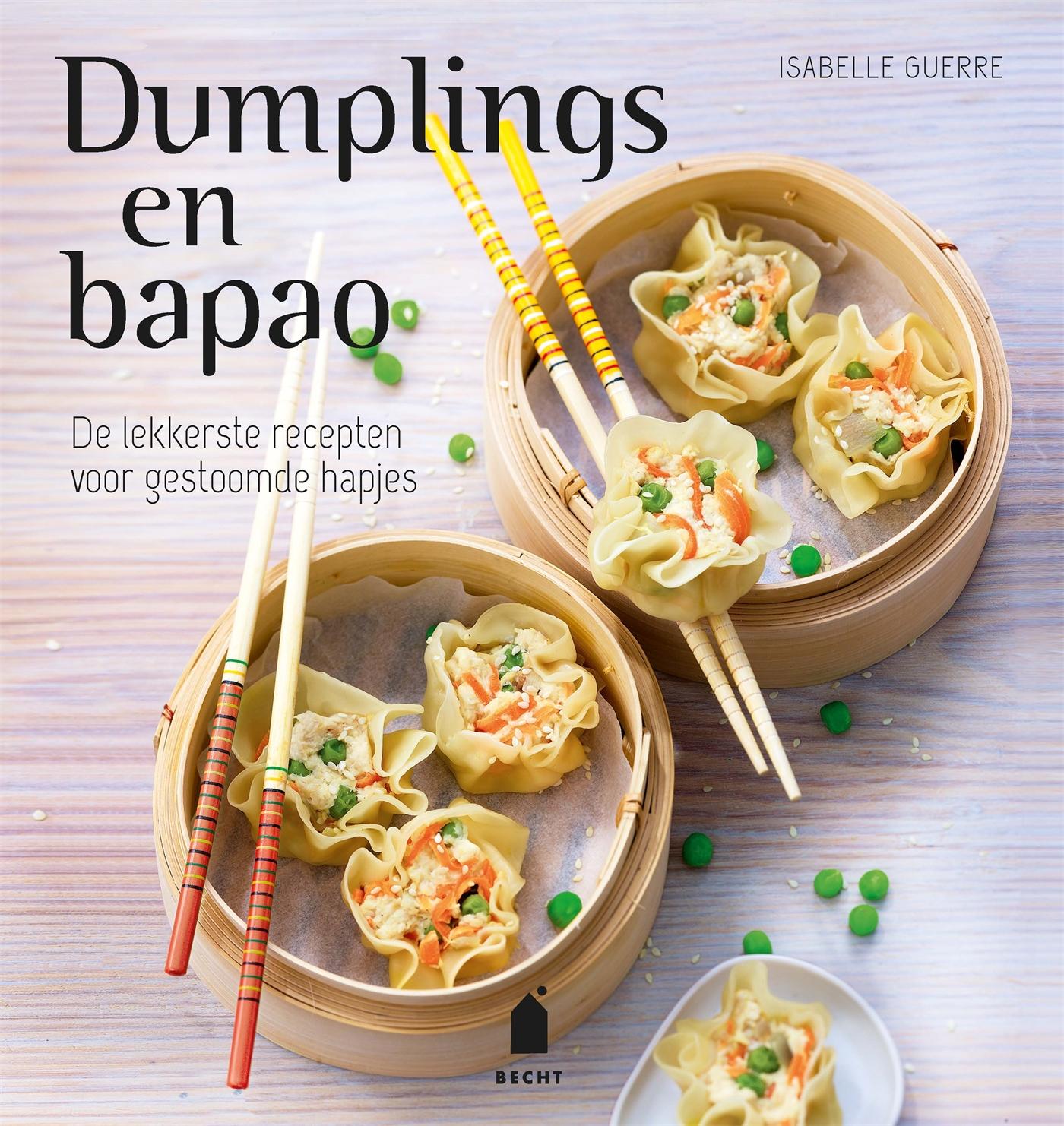 Cover Dumplings en bapao