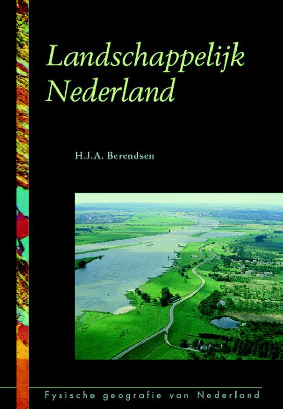 Cover Landschappelijk Nederland
