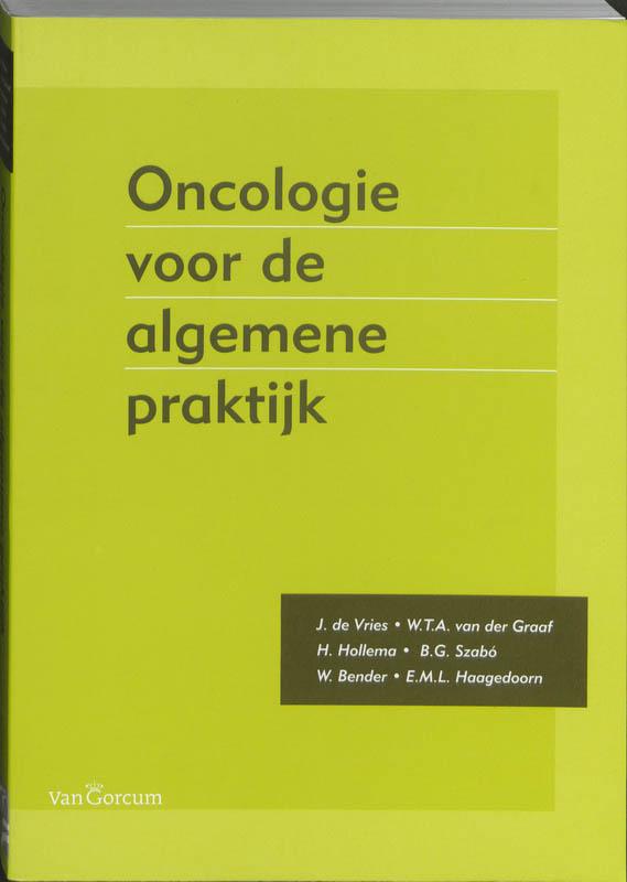 Cover Oncologie voor de algemene praktijk
