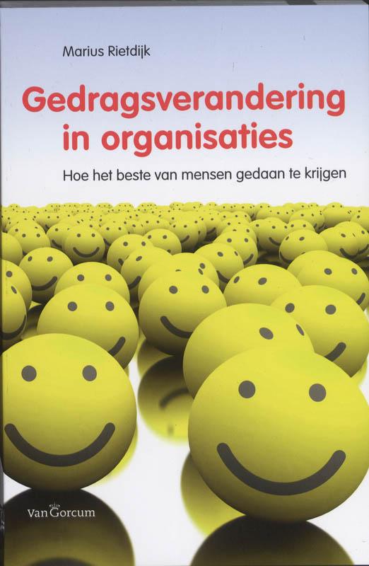 Cover Gedragsverandering in organisatie