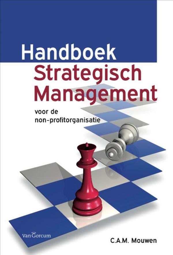 Cover Handboek strategisch management