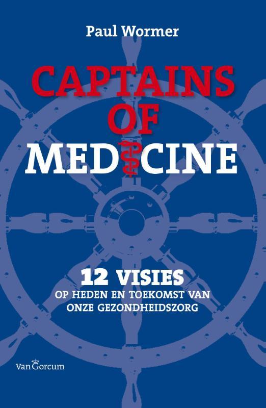 Cover Captains of medicine