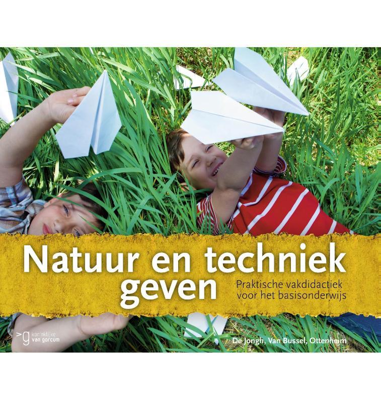 Cover Natuur en techniek geven