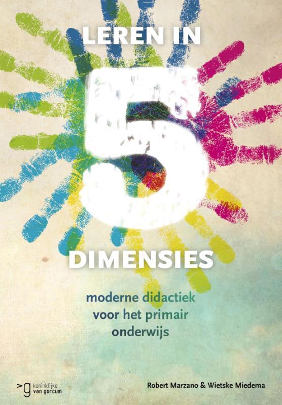 Cover Leren in 5 dimensies
