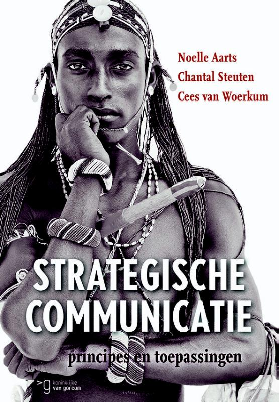 Cover Strategische communicatie
