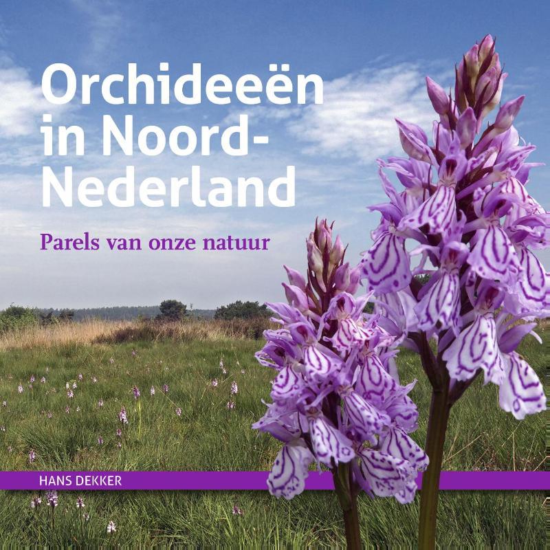 Cover Orchideeën in Noord-Nederland