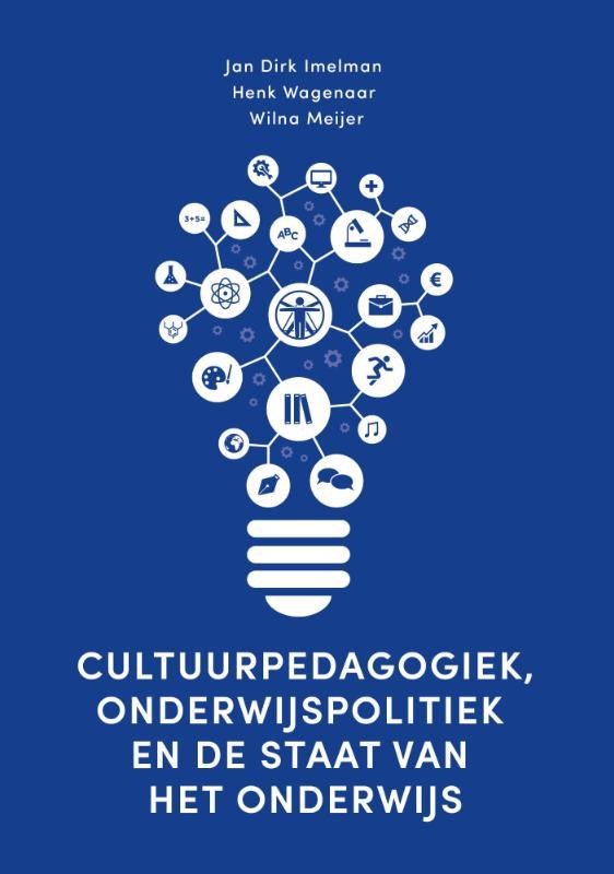 Cover Cultuurpedagogiek, onderwijspolitiek en de staat van het onderwijs