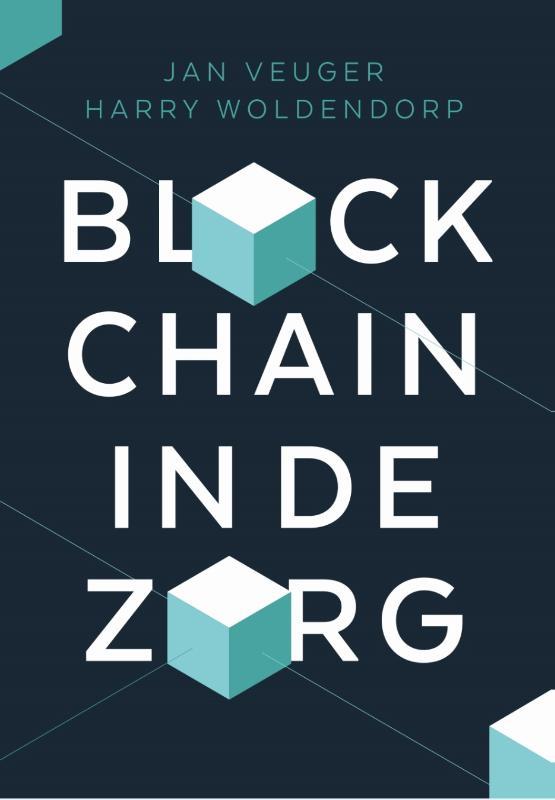 Cover Blockchain in de zorg