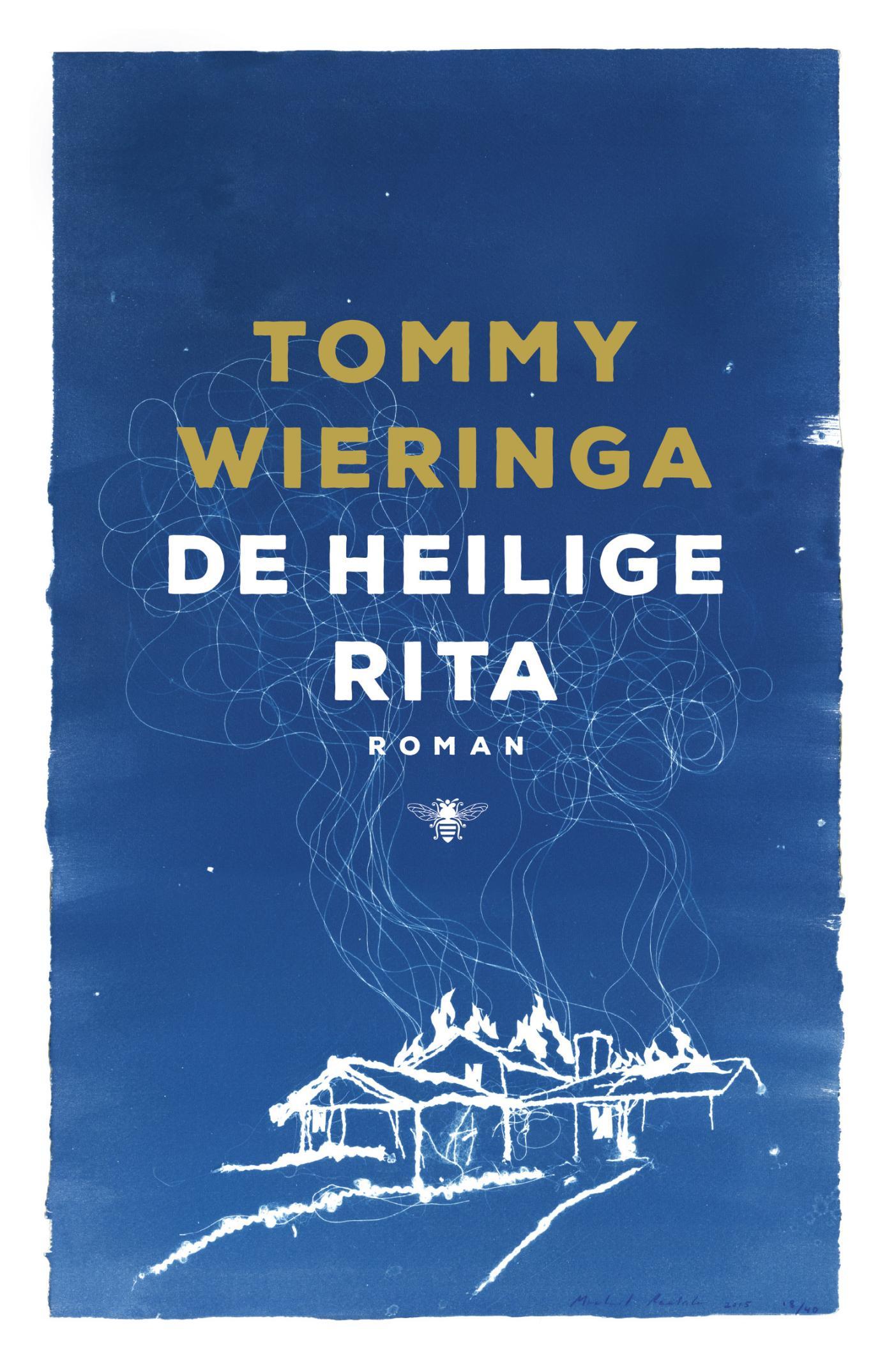 Cover De heilige Rita