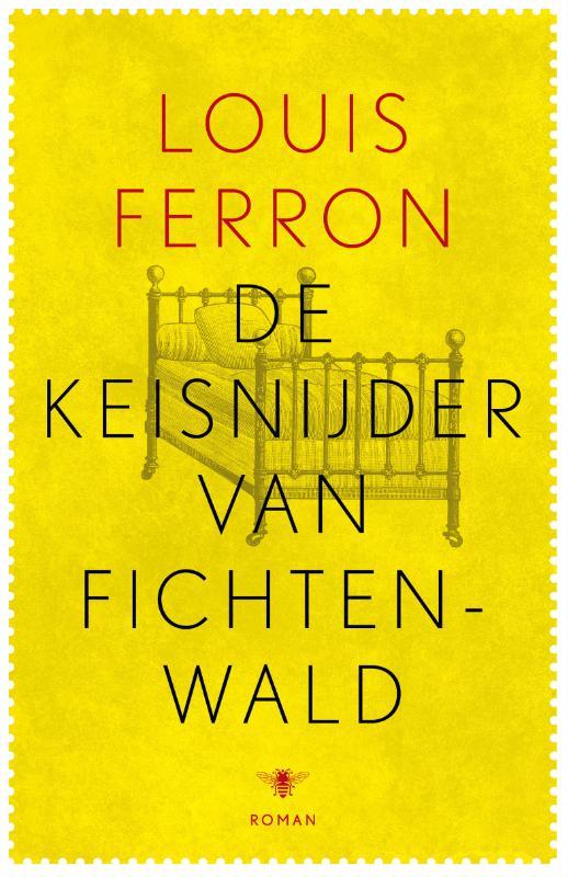 Cover De keisnijder van Fichtenwald