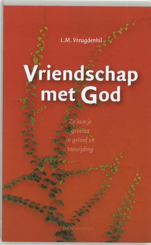Cover Vriendschap met God