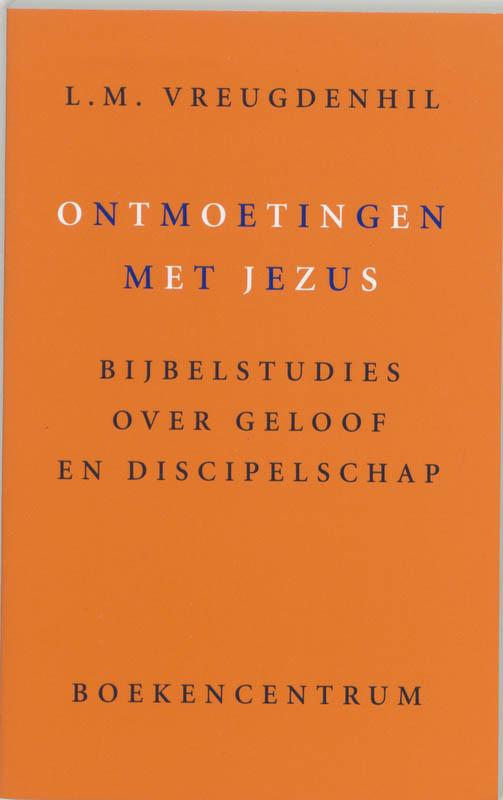 Cover Ontmoetingen met Jezus