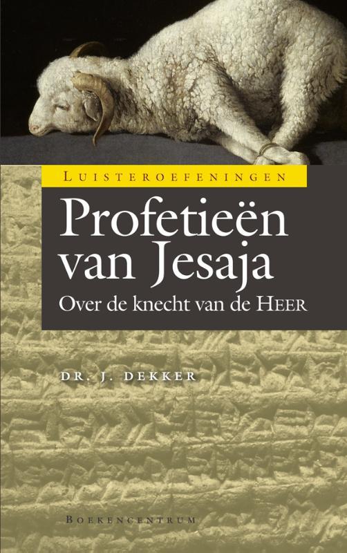 Cover Profetieen van Jesaja