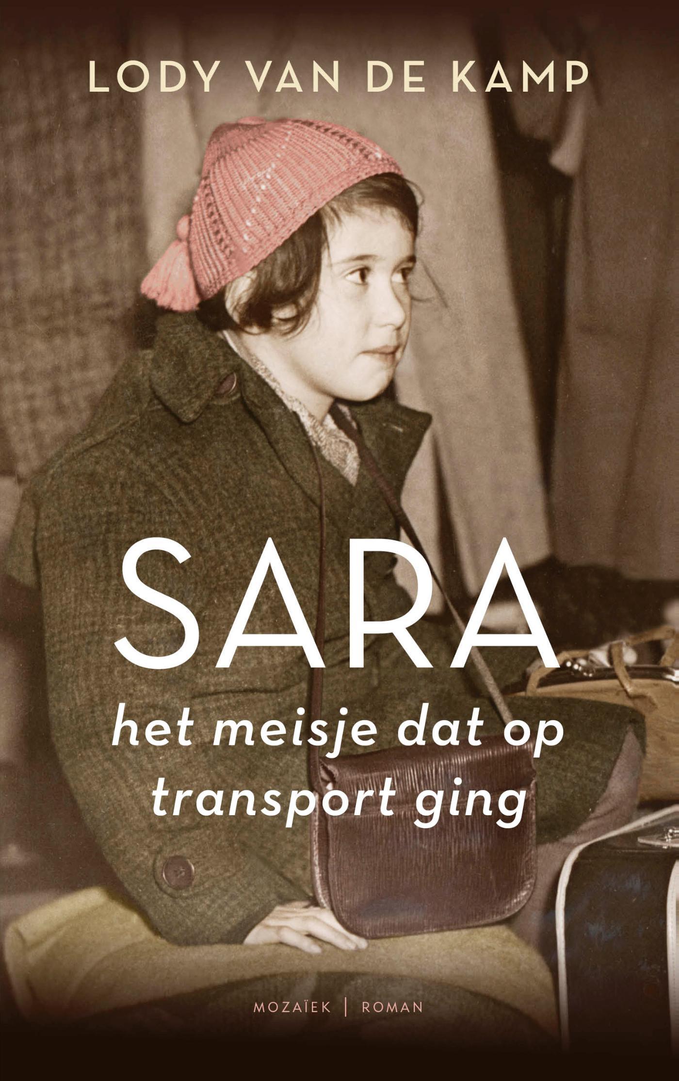 Cover Sara, het meisje dat op transport ging