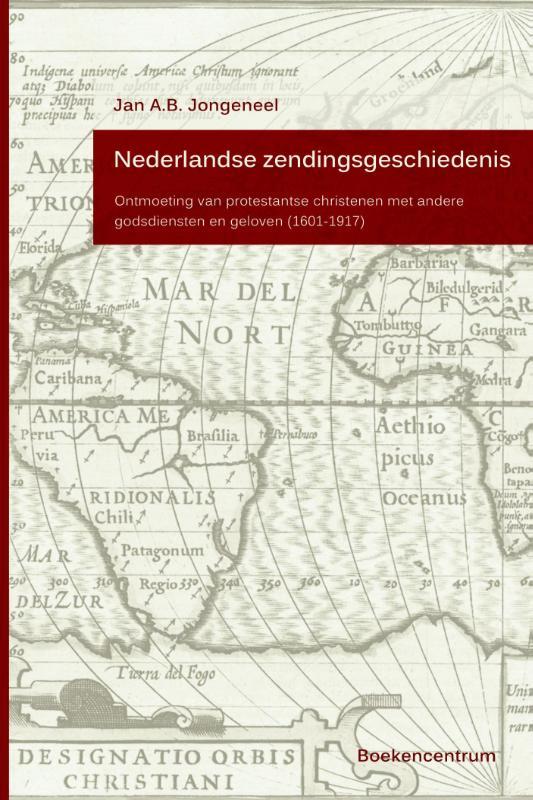 Cover Nederlandse zendingsgeschiedenis