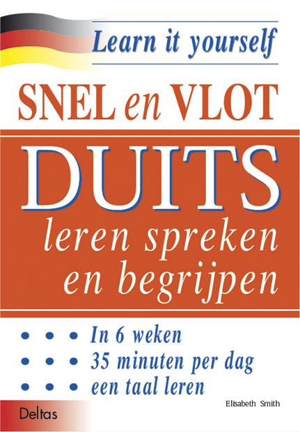 Cover Snel en vlot Duits leren spreken en begrijpen