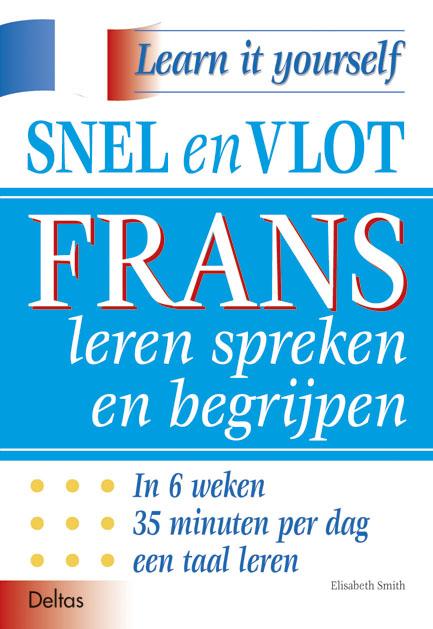 Cover Snel en vlot Frans leren spreken en begrijpen