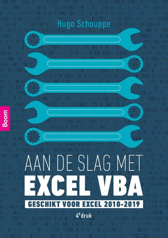 Cover Aan de slag met Excel VBA