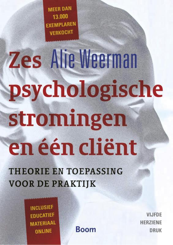 Cover Zes psychologische stromingen en een client