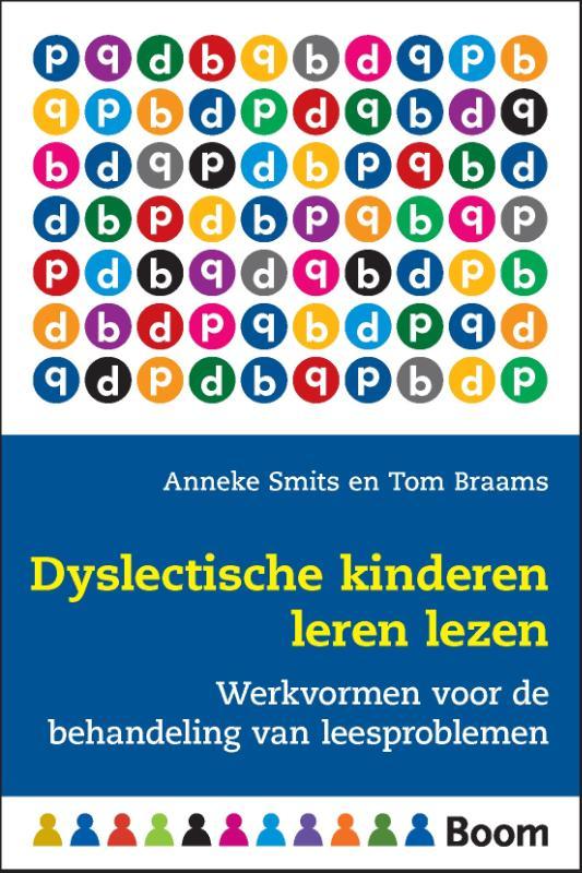 Cover Dyslectische kinderen leren lezen