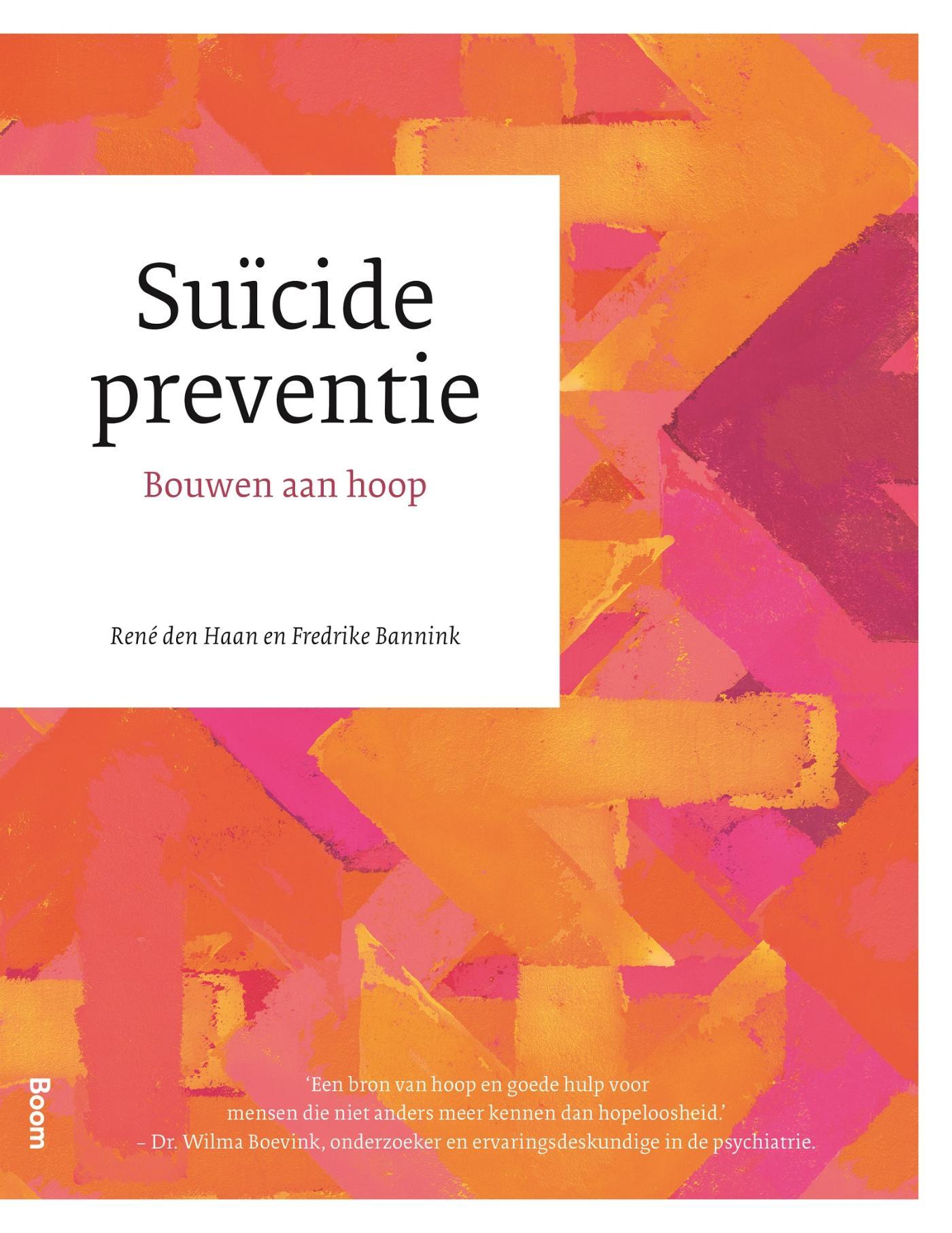 Cover Suicidepreventie