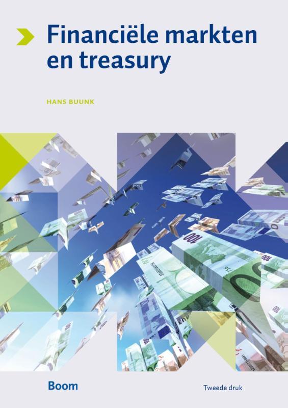 Cover Financiële markten en treasury