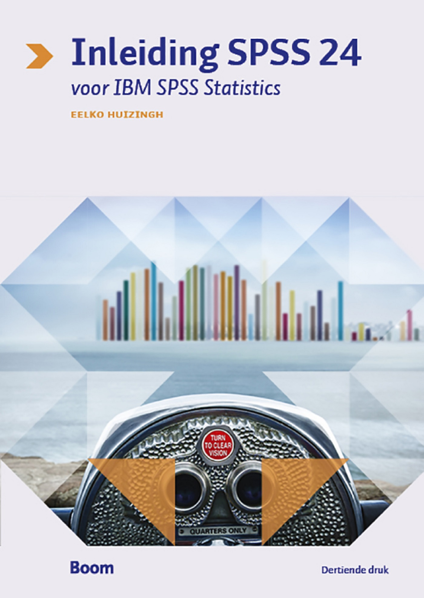 Cover Inleiding SPSS 24