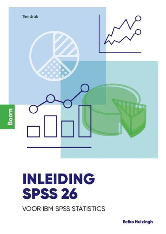 Cover Inleiding SPSS 26