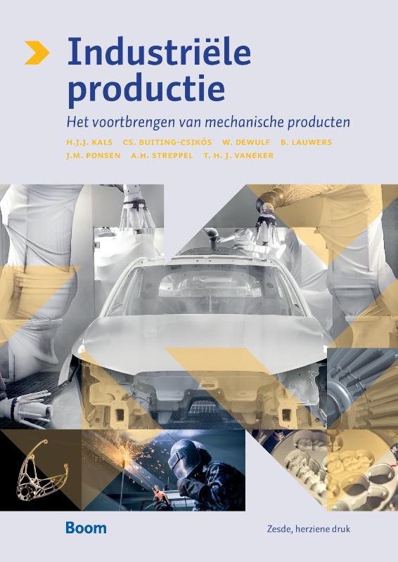 Cover Industriële productie