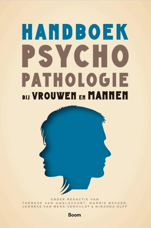 Cover Handboek psychopathologie bij vrouwen en mannen