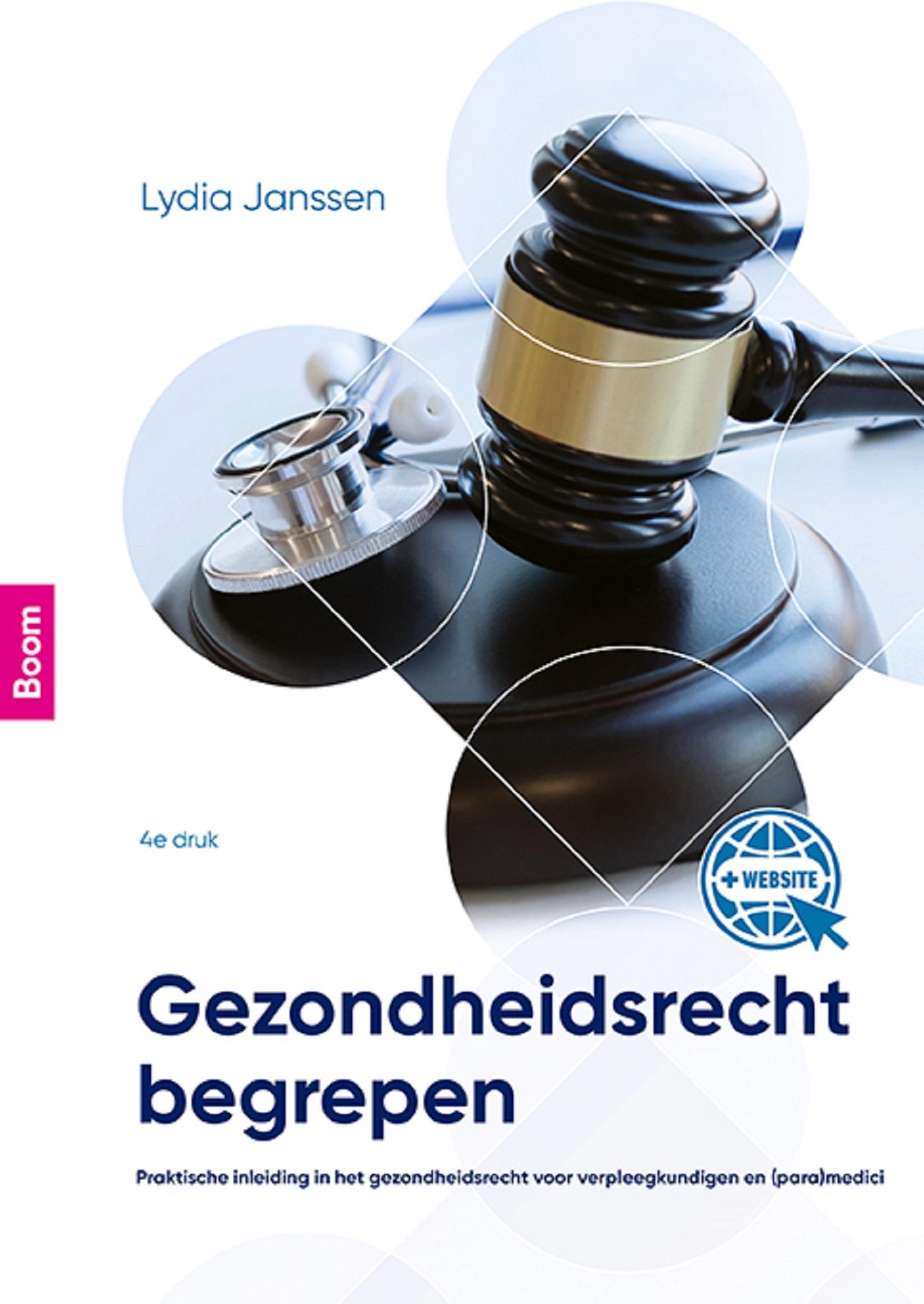 Cover Gezondheidsrecht begrepen