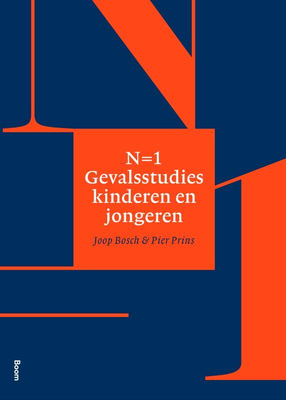 Cover N = 1 Gevalsstudies kinderen en jongeren