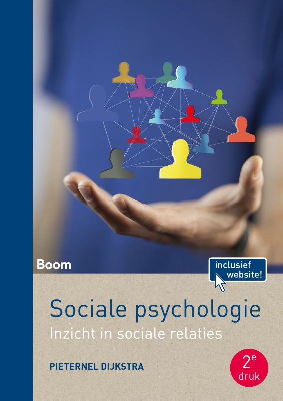 Cover Sociale psychologie