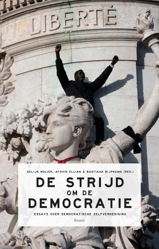 Cover De strijd om de democratie