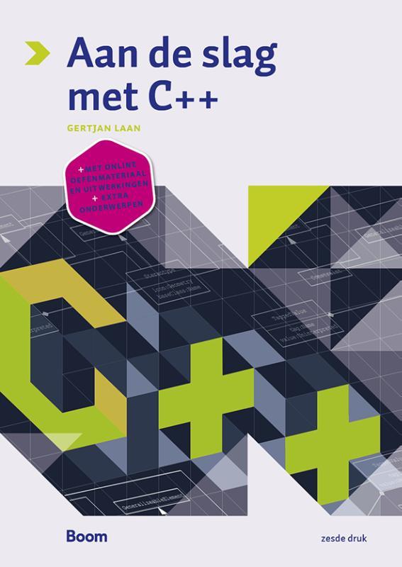 Cover Aan de slag met C++