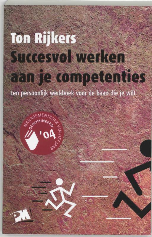 Cover Succesvol werken aan je competenties