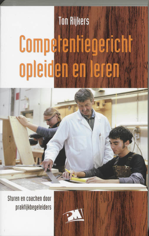 Cover Competentiegericht opleiden en leren