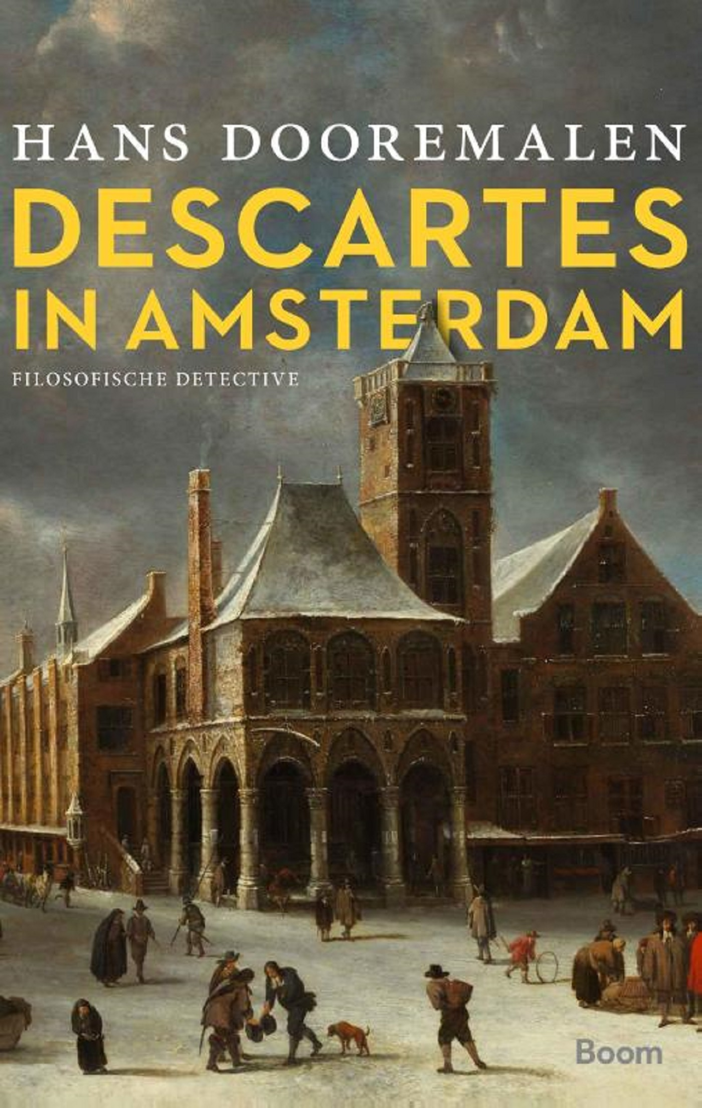 Cover Descartes in Amsterdam