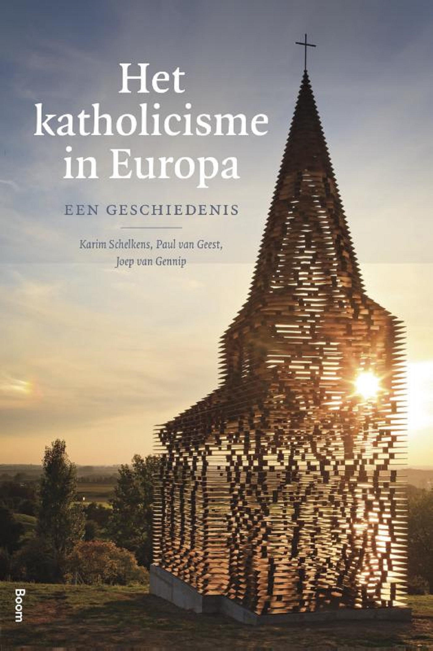 Cover Het Katholicisme in Europa