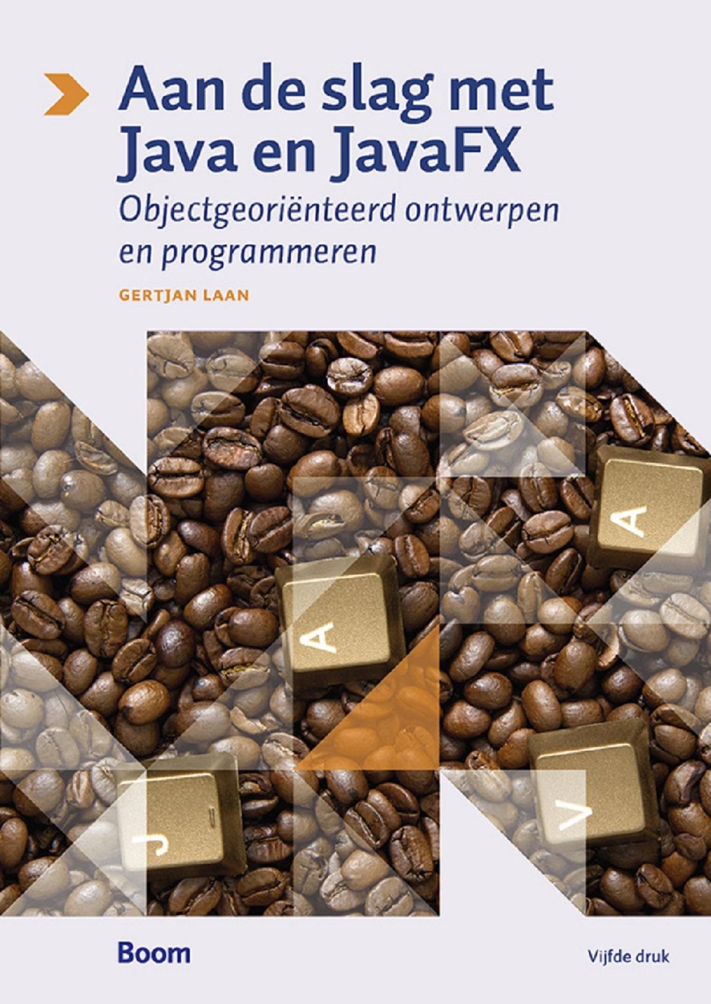 Cover Aan de slag met Java en JavaFX